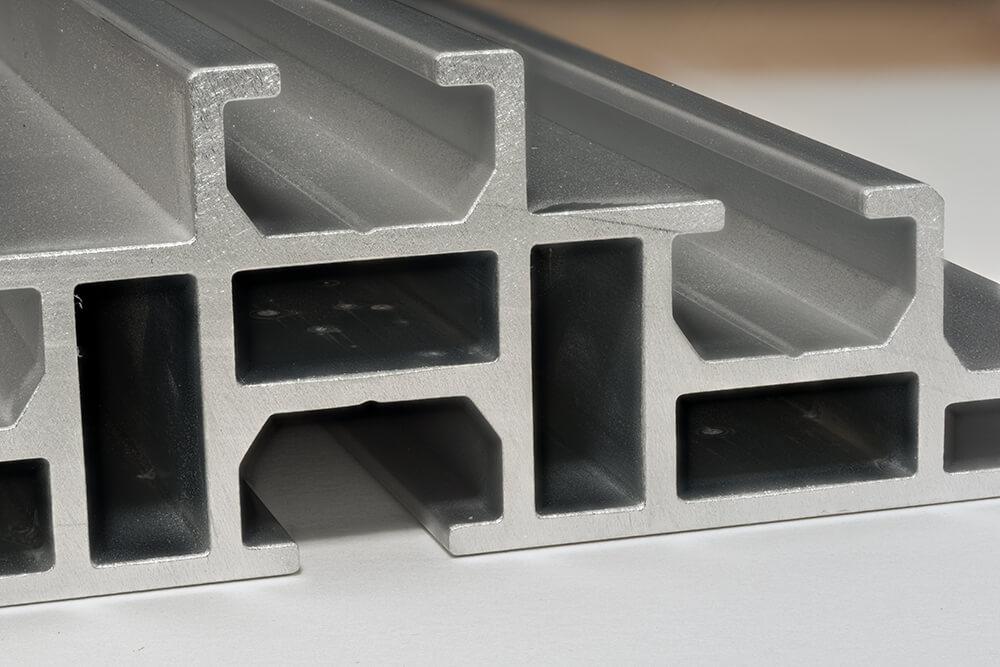 Aluminum End Deburring